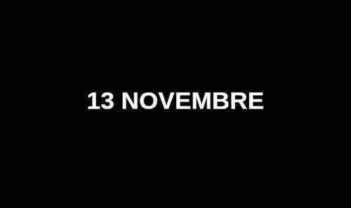 13 Novembre : Quand la France vacille  || Libreplay, 1re plateforme de référencement et streaming de films et séries libre de droits et indépendants.