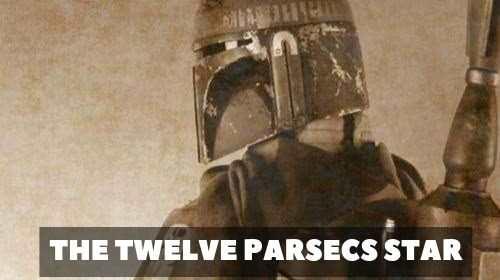 The Twelve Parsec Stare - Que pourrait bien donner Star Wars s'il était réalisé en mode western ? || Libreplay, 1re plateforme de référencement et streaming légales
