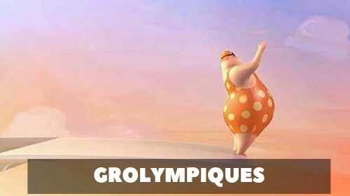 Grolympiques || Libreplay, 1re plateforme de référencement et streaming de films et séries libre de droits et indépendants.