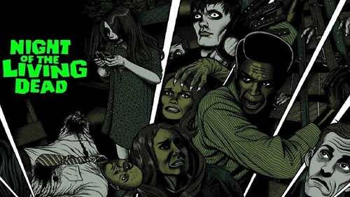 La nuit des morts vivants || Libreplay, 1re plateforme de référencement et streaming de films et séries libre de droits et indépendants.