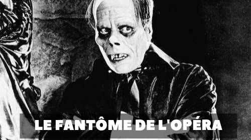 Le fantôme de l'opéra || Libreplay, 1re plateforme de référencement et streaming de films et séries libre de droits et indépendants.