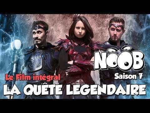 Noob - La quête légendaire || Libreplay, 1re plateforme de référencement et streaming de films et séries libre de droits et indépendants.