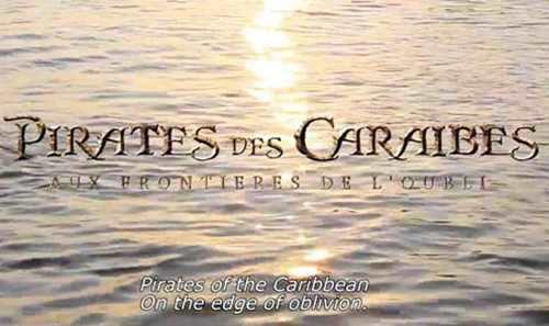 Pirates de Caraïbes aux frontières de l'oubli || Libreplay, 1re plateforme de référencement et streaming de films et séries libre de droits et indépendants.