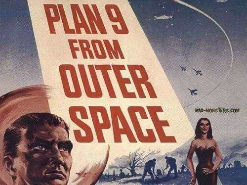 Plan 9 from Outer Space || Libreplay, 1re plateforme de référencement 							et streaming de films et séries libre de droits et indépendants.