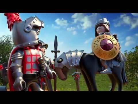 PLAYMOBIL Knights || Libreplay, 1re plateforme de référencement et streaming de films et séries libre de droits et indépendants.