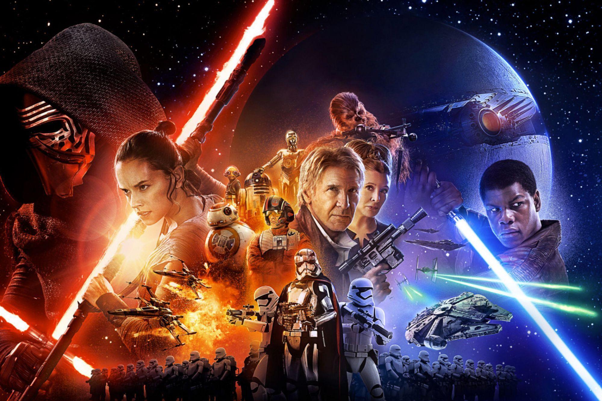 Star Wars || Libreplay, 1re plateforme de référencement et streaming de films et séries libre de droits et indépendants.