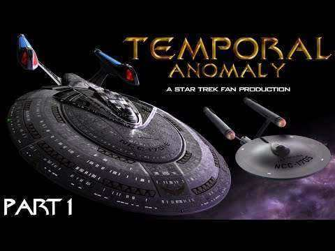Star Trek Temporal Anomaly Part 1 - Un fan film Star Trek. || Libreplay, 1re plateforme de référencement et streaming légales