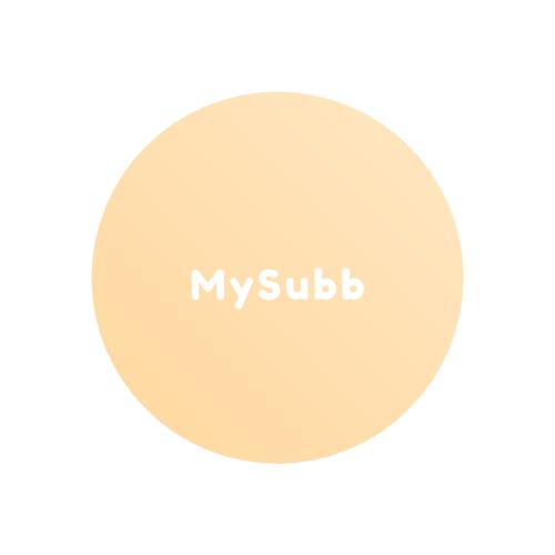 MySubb le gestionnaire d'abonnements.