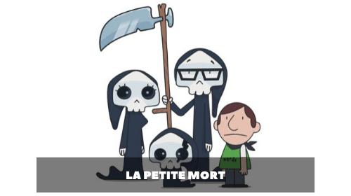 La petite mort - La Petite Mort et sa famille viennent d'emménager dans leur nouvelle maison. Pas le temps de défaire les cartons, il y a des âmes à faucher ! || Libreplay, 1re plateforme de référencement et streaming légales