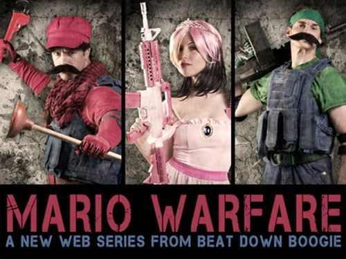 Mario Warfare || Libreplay, 1re plateforme de référencement et streaming de films et séries libre de droits et indépendants.